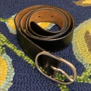 Banana Republic Genuine Leather Belt Size Large